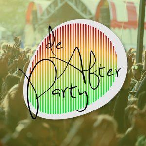 De After Party Logo